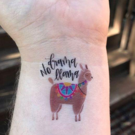 Frase y Llama
