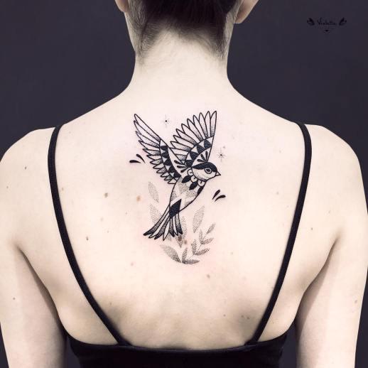 Ave por Violette Chabanon's lovecat