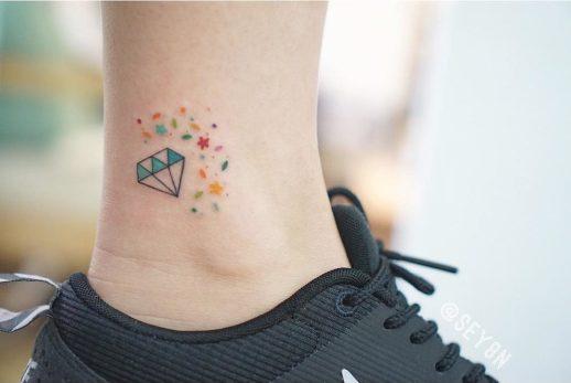 Diamante por Seyoon Gim