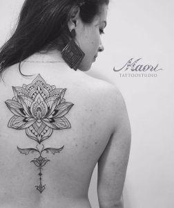 Flor de loto por Lucas Halmont