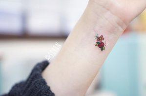 Florcitas por Seyoon Kim / 김세윤 (@sey8n)