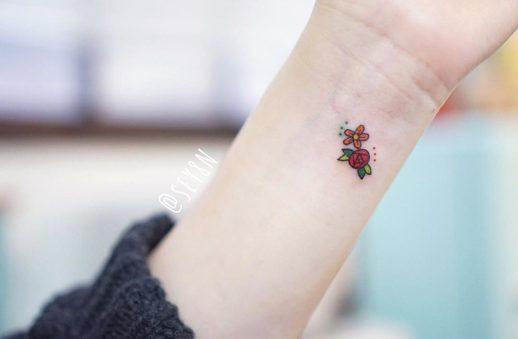 Florcitas por Seyoon Gim