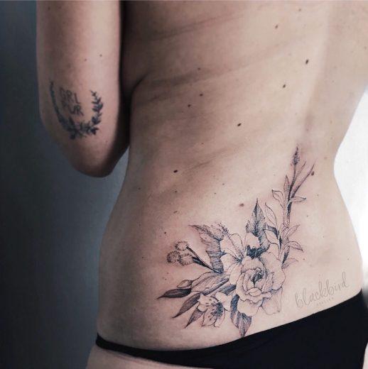 Flores por Luiza Oliveira