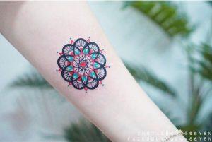 Mandala por Seyoon Kim / 김세윤 (@sey8n)