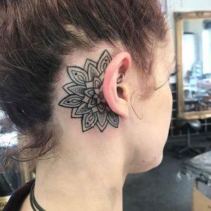 Mandala en flor