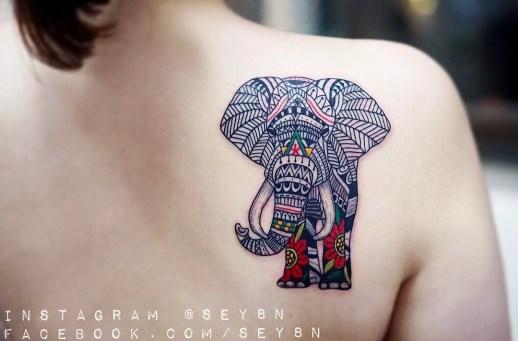 Elefante por Seyoon Kim / 김세윤 (@sey8n)