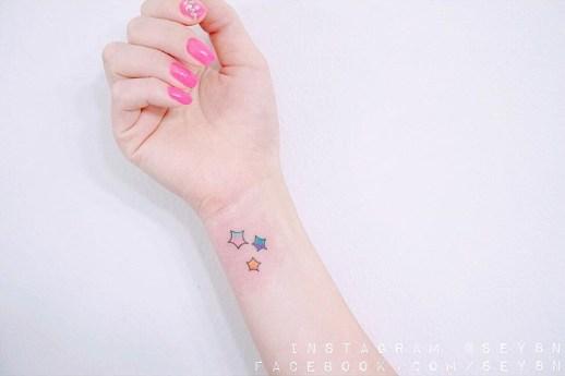 Estrellas por Seyoon Kim / 김세윤 (@sey8n)