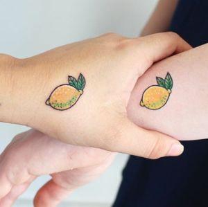 Limones de amistad