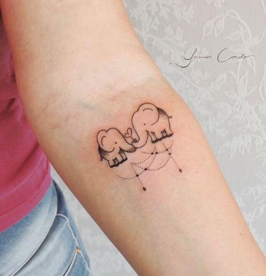 Elefantes de amor por Yasmin Coiado