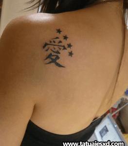 tatuaje chino espalda