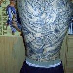 tatuajes-espalda-de-dragones