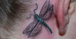 dragonfly tattoo