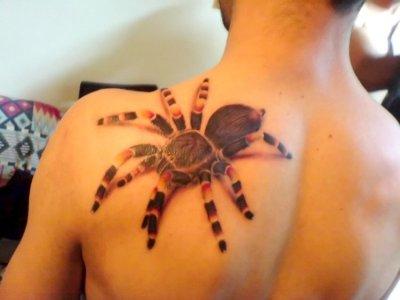 Tatuaje tarantula