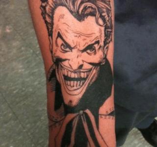tatuaje el Guason