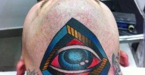tattoo eye