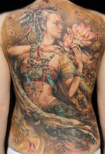 tatto japonés
