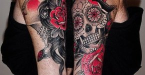 tattoos calaveras