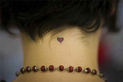 Neck Tattoos For Women Tatuajesxd