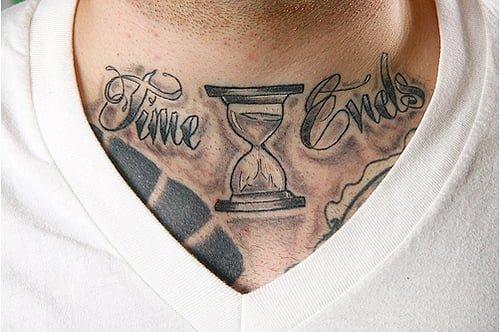 Tatuajes De Relojes De Arena Tatuajesxd