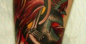 fail tattoo