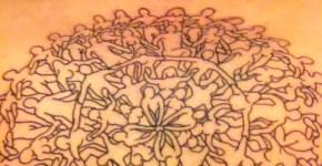 tattoo pecho hombre