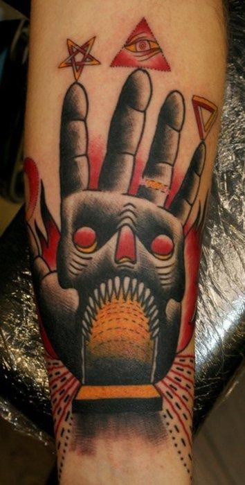 wtf tattoo