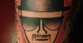 tatuaje breaking bad