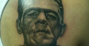 tatuaje frankenstein