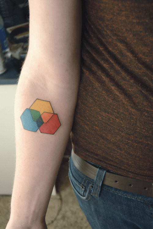 color prisma tattoo