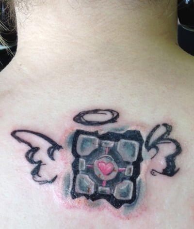tatuaje Portal
