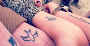 tattoos amigas