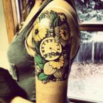 Stopwatch tattoo