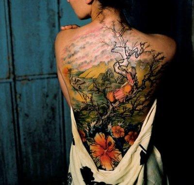 japanese espalda