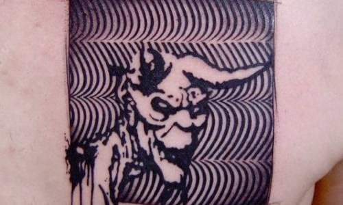 Tatuaje demonio