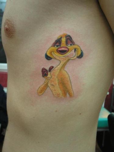 Hakuna Matatata Tattoo