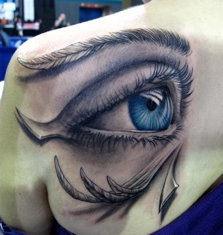 Ra Eye Tattoo Tatuajesxd