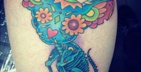 Tattoo Chihuahua