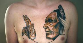 Tatuajes Peter Aurisch