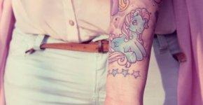 Tatuaje Pony