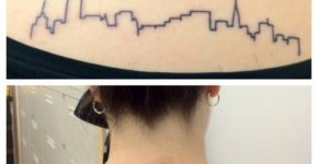 Cities tattoos