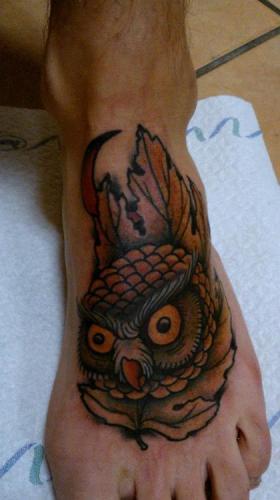 Luis Marquardt tattoos