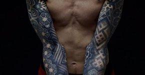 Tattoos by Nazareno Tubaro