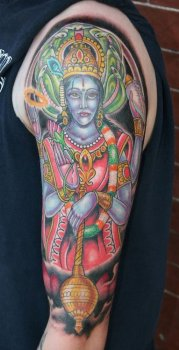 Rama Tattoo