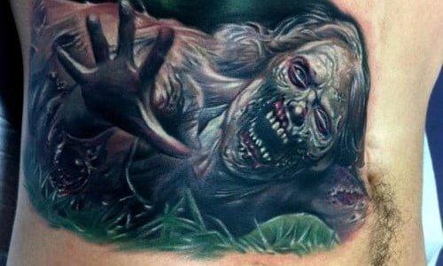 Tattoo The Walking Dead