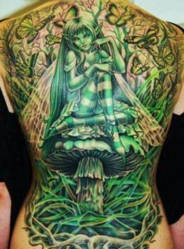 Richard Paduch tattoo