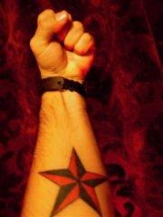 significado tatuaje estrella cinco puntas
