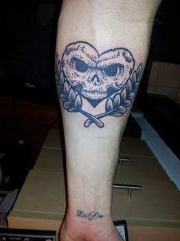Alexisonfire tattoo