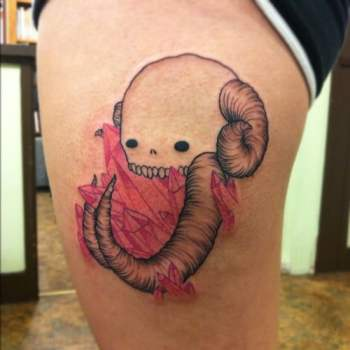 Swampy tatto