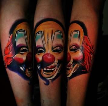 Sli`pknot tattoos