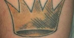 Tattoo from Where the Wild Things are